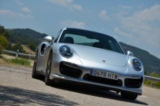Porsche 911 Turbo, prueba Foto 9