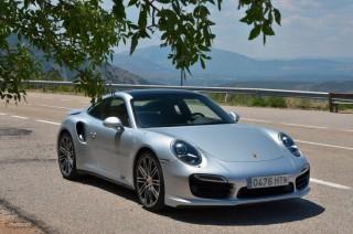 Porsche 911 Turbo, prueba Foto 10