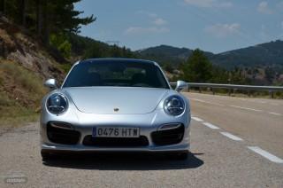 Porsche 911 Turbo, prueba Foto 11