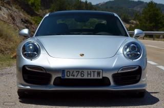Porsche 911 Turbo, prueba Foto 12
