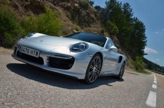 Porsche 911 Turbo, prueba Foto 13