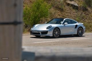 Porsche 911 Turbo, prueba Foto 14