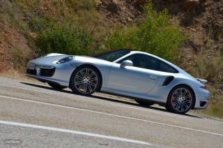 Porsche 911 Turbo, prueba Foto 15