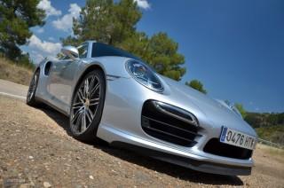 Porsche 911 Turbo, prueba Foto 16