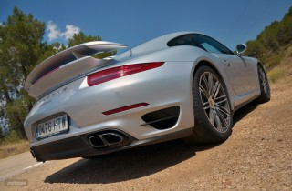Porsche 911 Turbo, prueba Foto 17
