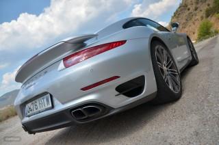 Porsche 911 Turbo, prueba Foto 18