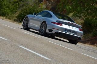 Porsche 911 Turbo, prueba Foto 19