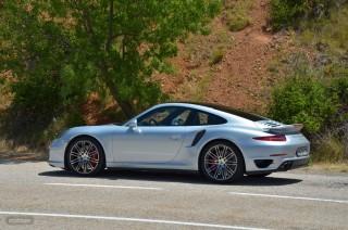 Porsche 911 Turbo, prueba Foto 20