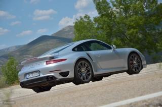 Porsche 911 Turbo, prueba Foto 22