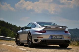 Porsche 911 Turbo, prueba Foto 23