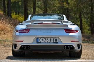 Porsche 911 Turbo, prueba Foto 24