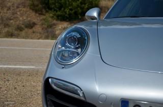 Porsche 911 Turbo, prueba Foto 25