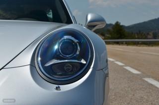 Porsche 911 Turbo, prueba Foto 27