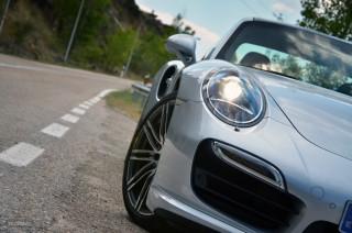 Porsche 911 Turbo, prueba Foto 28