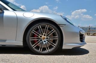 Porsche 911 Turbo, prueba Foto 32
