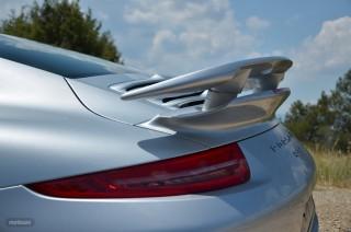 Porsche 911 Turbo, prueba Foto 39