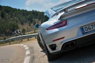Porsche 911 Turbo, prueba Foto 41