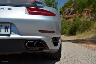 Porsche 911 Turbo, prueba Foto 44