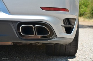 Porsche 911 Turbo, prueba Foto 46