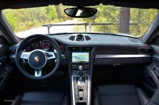 Porsche 911 Turbo, prueba Foto 54