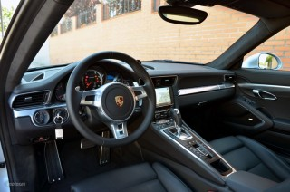 Porsche 911 Turbo, prueba Foto 55