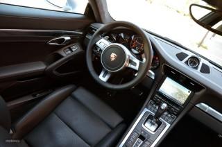 Porsche 911 Turbo, prueba Foto 56