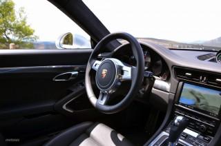 Porsche 911 Turbo, prueba Foto 58