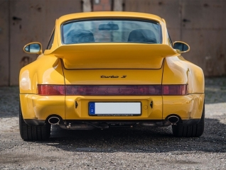 Porsche 911 Turbo S Lightweight (964) de 1993 Foto 14