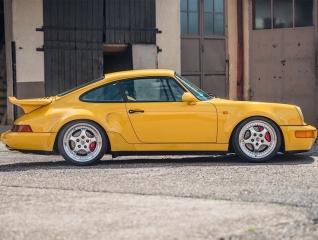 Porsche 911 Turbo S Lightweight (964) de 1993 Foto 15