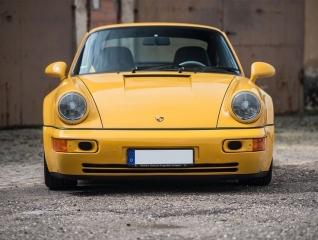 Porsche 911 Turbo S Lightweight (964) de 1993 Foto 17