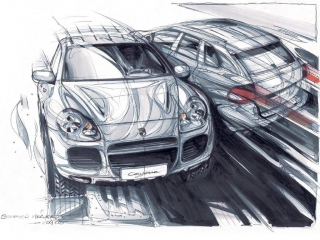 Porsche Cayenne, primera generación (2002 - 2010) - Foto 2