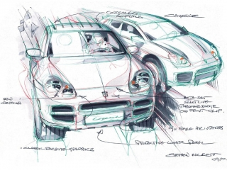 Porsche Cayenne, primera generación (2002 - 2010) - Foto 3