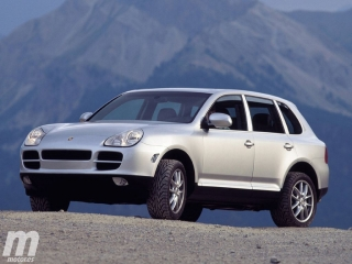 Porsche Cayenne, primera generación (2002 - 2010) - Foto 4