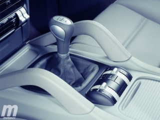 Porsche Cayenne, primera generación (2002 - 2010) Foto 8