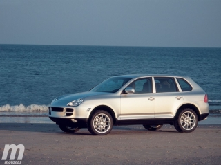 Porsche Cayenne, primera generación (2002 - 2010) Foto 11