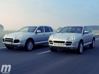 Porsche Cayenne, primera generación (2002 - 2010) Foto 12