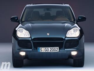 Porsche Cayenne, primera generación (2002 - 2010) Foto 15