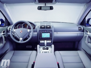Porsche Cayenne, primera generación (2002 - 2010) Foto 26