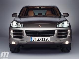 Porsche Cayenne, primera generación (2002 - 2010) Foto 28