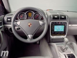 Porsche Cayenne, primera generación (2002 - 2010) Foto 37