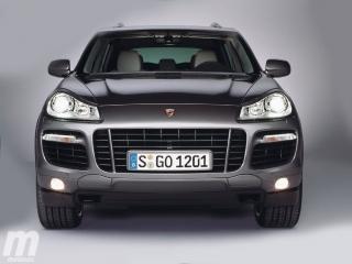 Porsche Cayenne, primera generación (2002 - 2010) Foto 53