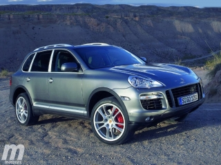 Porsche Cayenne, primera generación (2002 - 2010) Foto 56