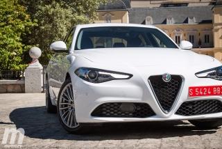Foto 2 - Presentación Alfa Romeo Giulia