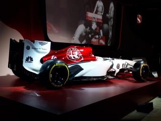 Fotos Presentación Alfa Romeo Sauber F1 Team Foto 8