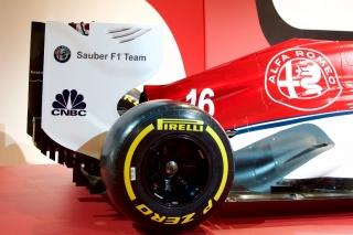 Fotos Presentación Alfa Romeo Sauber F1 Team - Foto 3