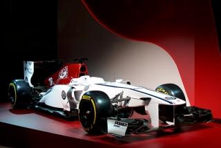 Fotos Presentación Alfa Romeo Sauber F1 Team - Foto 4