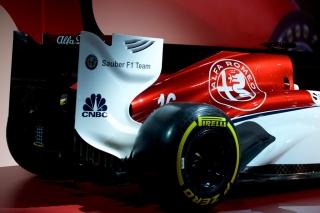 Fotos Presentación Alfa Romeo Sauber F1 Team - Foto 5