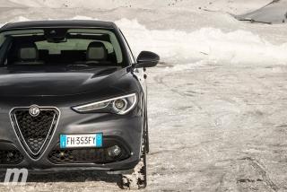 Fotos presentación Alfa Romeo Stelvio - Miniatura 7