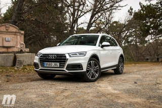 Presentación Audi Q5 2017 - Foto 1
