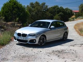 Foto 1 - Presentación BMW Serie 1 2015